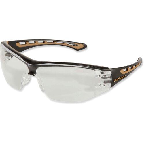 Carhartt Easley Sonnenbrille Herren   - Schwarz Klar - one size