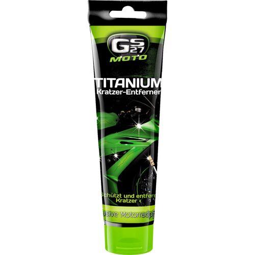 GS27 Moto Titanium Kratzerentferner   - original - 550 ml