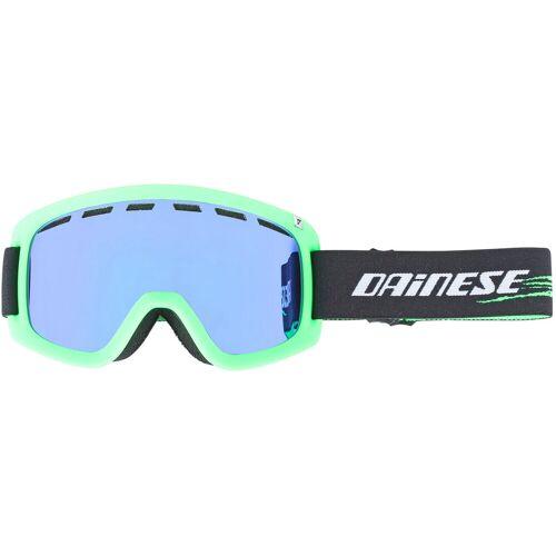 Dainese Frequency Skibrille ionisiert   - GrüN/Schwarz GrüN-Verspiegelt - one size