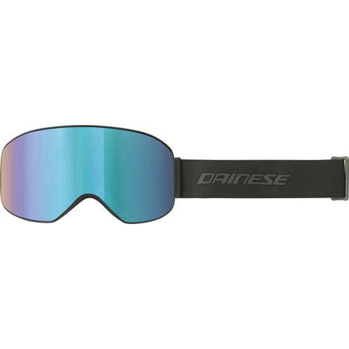 Dainese HP Horizon S20 Skibrille   - Schwarz/Blau-Verspiegelt - Einheitsgröße