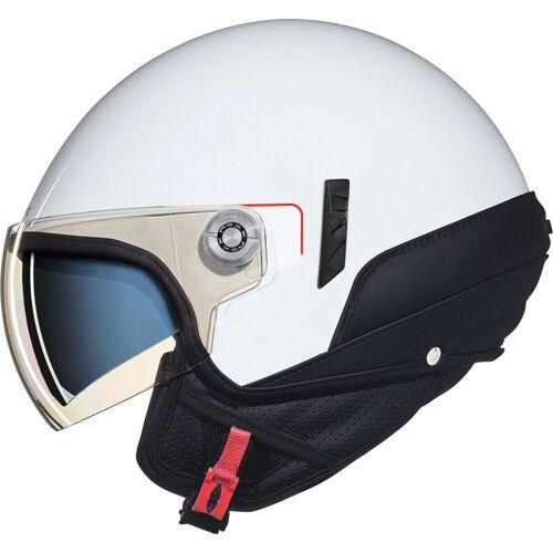Nexx SX.60 Galla Jethelm   - Weiß - XS