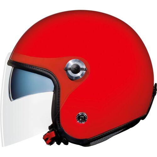 Nexx X.70 Plain Jethelm   - Rot - XL