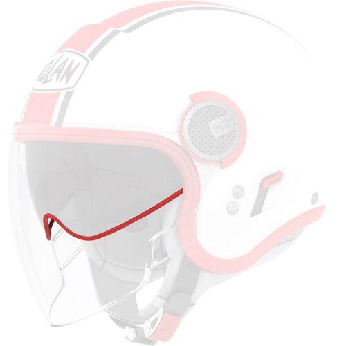 Nolan VPS N21/N21 Visor Visier Umrandung   - Rot - one size