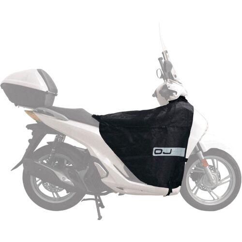 OJ Honda/Kymco/MBK/Yamaha Wetterschutz Pro Herren   - Schwarz - one size