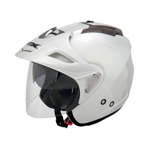 AFX FX-50 Jethelm   - Weiß - XS