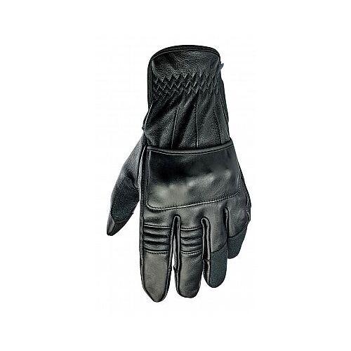 Biltwell Belden Handschuhe Herren   - Schwarz - XS
