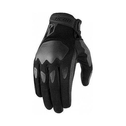 Icon Hooligan Handschuhe Damen Damen   - Schwarz - XXL