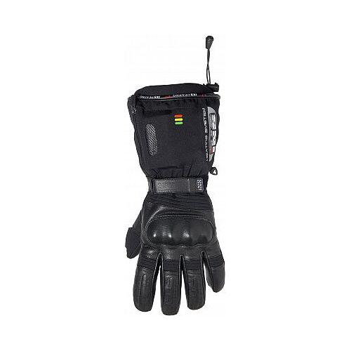 IXS X-7 Handschuhe beheizt Herren   - Schwarz - 3XL