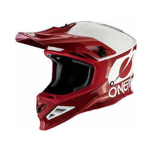 ONeal 8SRS 2T S20 Crosshelm   - Rot - L