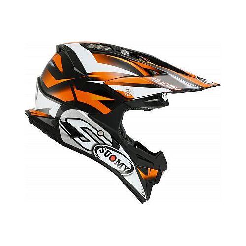Suomy Alpha Bike Crosshelm   - Orange - XS