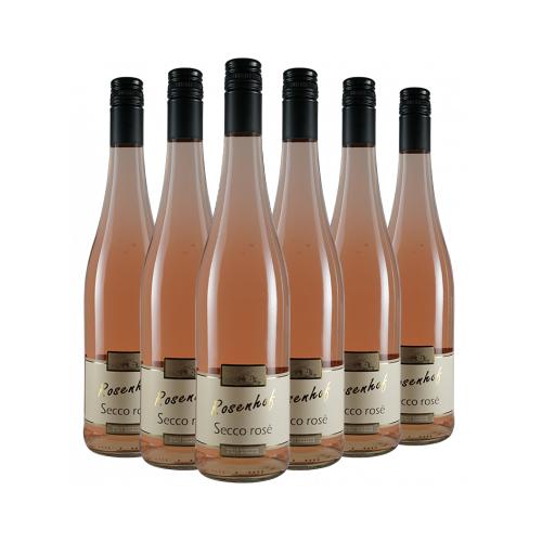 Wein- und Sektgut Rosenhof Rosenhof  Secco rosé Paket