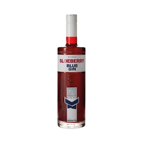BLUE GIN Handels GmbH WirWinzer Select  Reisetbauer Sloeberry Blue Gin