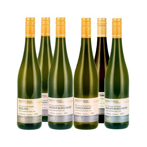 Weingut Mees Mees  Probierpaket Weißwein trocken