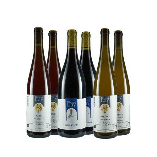 Ökologisches Weingut Hubert Lay Oekologisches Weingut Hubert Lay 2018 Naturwein-Paket BIO