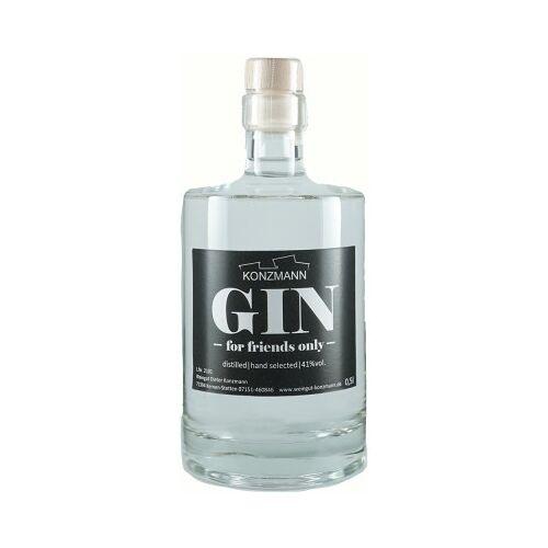 Weingut Konzmann Konzmann  Gin - for friends only- 0,5 L