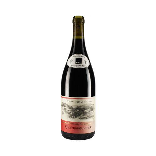 Weinbau Stritzinger Stritzinger 2017 Klingenberger Schlossberg Spätburgunder Dt. Qualitätswein trocken