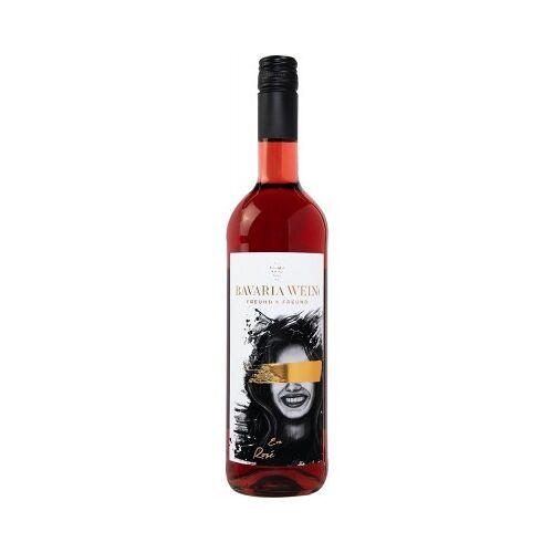 Bavaria Wein GmbH Bavaria Wein 2019 Cuvée Rosé EVA ROSÉ GmbH lieblich