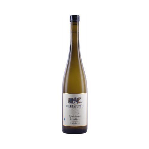 Weingut Freimuth Freimuth 2018 Geisenheim Riesling süss VDP.Ortswein süß