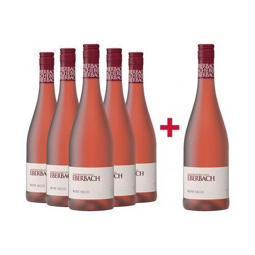 Staatsweinkellerei Eberbach Kloster Eberbach  5+1 Rosé Secco Paket