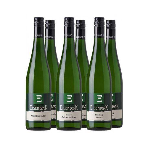 Weinbau Eisenbock Eisenbock  Weißwein aus dem Kamptal - Kennenlernpaket