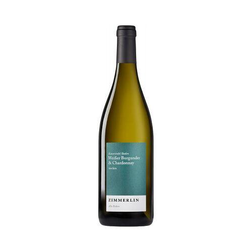 """Weingut Zimmerlin Zimmerlin 2020 """"Alte Reben"""" Weißburgunder & Chardonnay trocken"""