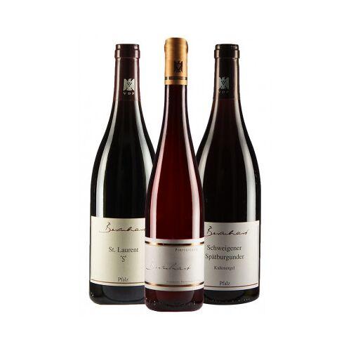Weingut Bernhart Bernhart 2014 Rotweinpaket zu Lamm