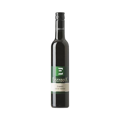 Weinbau Eisenbock Eisenbock 2016 Eiswein Grüner Veltliner süß 0,375 L