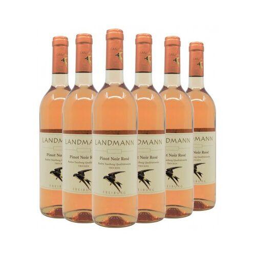 "Weingut Landmann Landmann 2019 ""Pinot Noir Rosé"" Paket BIO"