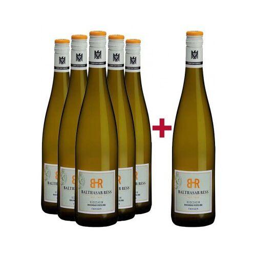 Weingut Balthasar Ress Balthasar Ress 2019 5+1 VDP. Riesling-Paket