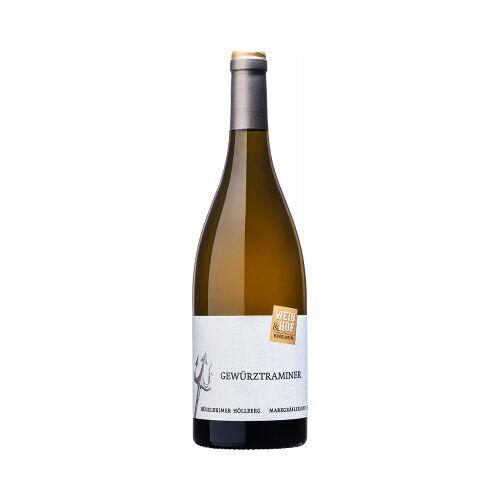 Wein & Hof Hügelheim 2018 Gewürztraminer Hügelheimer Höllberg