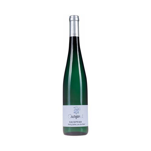 Weingut Caspari-Kappel Caspari-Kappel 2016 Gaispfad Riesling Spätlese Alte Reben süß