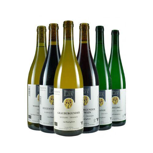 Ökologisches Weingut Hubert Lay Oekologisches Weingut Hubert Lay  Kennenlern-Paket Hubert Lay BIO
