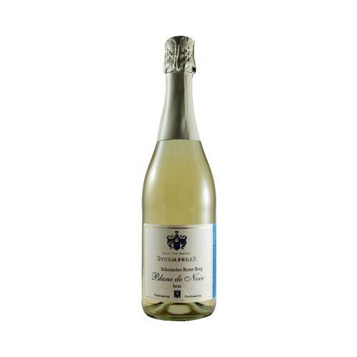 Weingut Graf von Bentzel-Sturmfeder Graf von Bentzel-Sturmfeder 2016 Blanc de Noir brut
