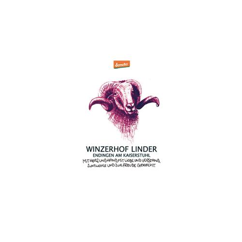 Winzerhof Linder Linder 2018 Blanc de Noirs 63 brut