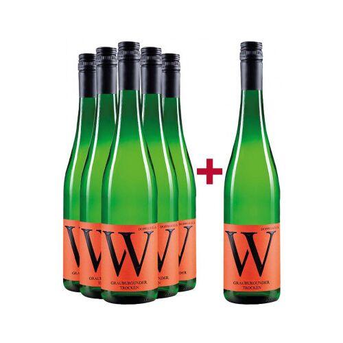 Weingut Wasem Doppelstück Wasem Doppelstück 2019 5+1 Grauburgunder Paket
