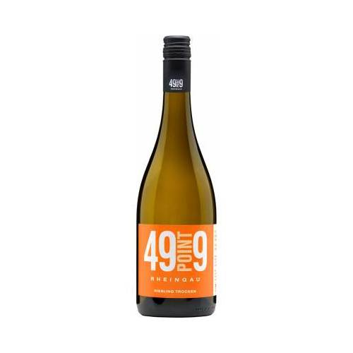Weingut 49point9 49point9 2018 GEISENHEIMER Riesling trocken