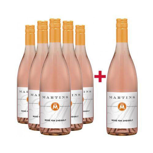 Weingut Martinshof Martinshof 2020 5+1 Paket Rosé