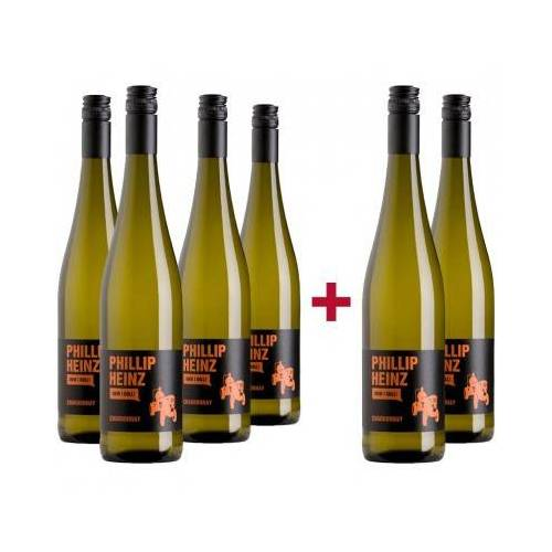 Weingut Phillip Heinz Phillip Heinz 2019 4+2 Chardonnay Paket