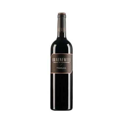 Weingut Braunewell Braunewell 2016 FRANÇOIS Cuvée-Rot trocken