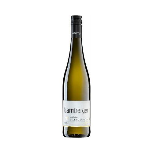 Wein- und Sektgut Bamberger Bamberger 2018 Altenberg Riesling Kabinett lieblich