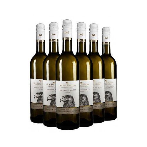 Weingut Gengenbach Weinmanufaktur Gengenbach 2019 Weißburgunder Kabinett trocken-Paket