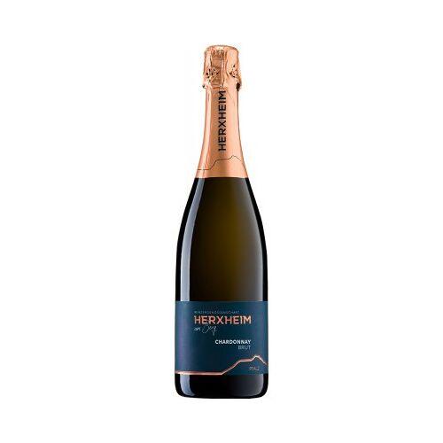 Winzergenossenschaft Herxheim am Berg Herxheim am Berg 2018 Chardonnay Sekt brut