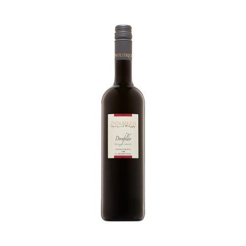 Weingut Im Zwölberich Zwölberich 2018 Dornfelder Rotwein lieblich