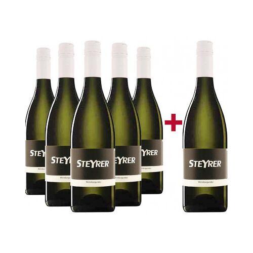 Weingut Steyrer Steyrer 2020 5+1 Weißburgunder Paket
