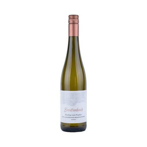 Weingut Breitenbach Breitenbach 2018 Riesling vom Porphyr trocken