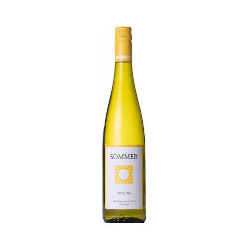 Vollrads KG Schloss Vollrads 2020 Sommer Riesling Qualitätswein trocken