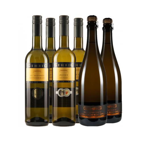 """Weingut Gehrig Gehrig  Sauvage Sauvignon Blanc Wein & Sekt - """"Wild & Edel"""""""