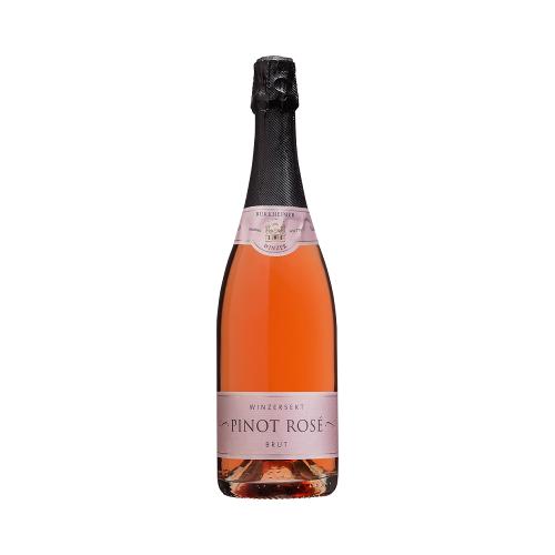 Burkheimer Winzer 2015 Burkheimer Schlossgarten Pinot Rosé Sekt b. A. brut