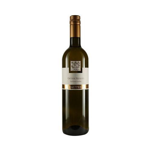 Weingut Trautwein Trautwein 2018 Grüner Silvner Spätlese trocken