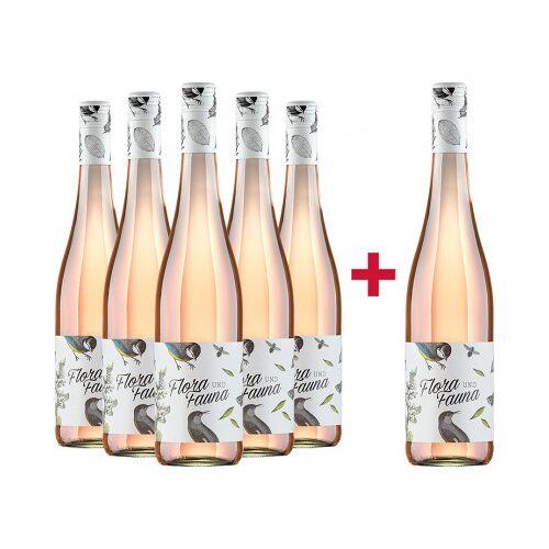 Weingut Eymann Eymann 2019 Flora und Fauna Rosé Paket BIO